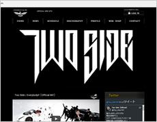 onekaindmusic所属TWOSIDE様